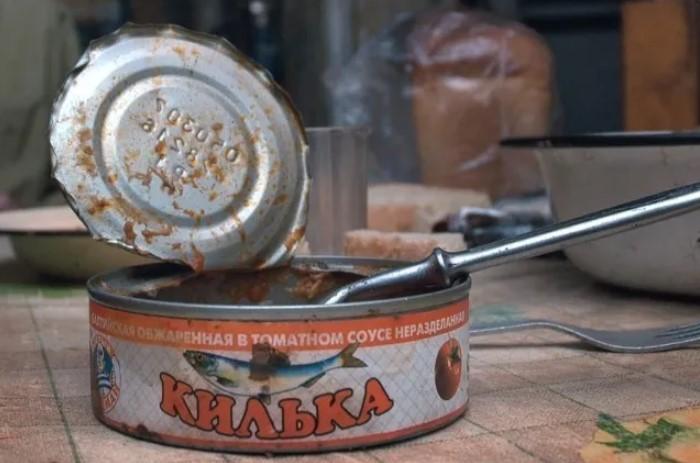Килька в томате полюбилась советским гражданам и была практически в каждом холодильнике / Фото: img5tv.cdnvideo.ru