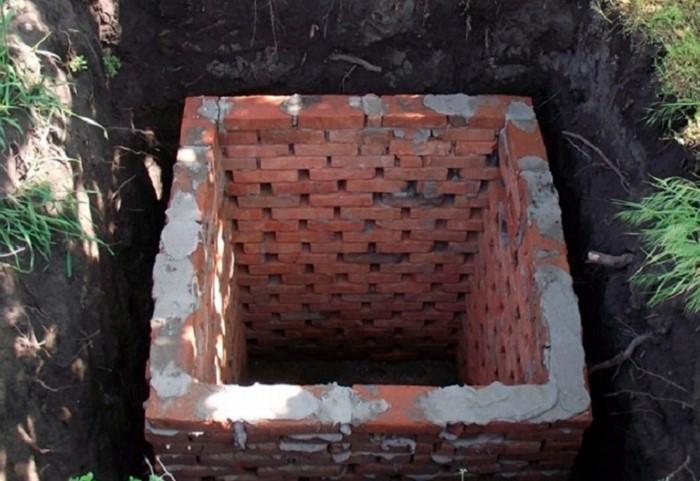 Выгребные сооружения могут быть нескольких видов, поэтому отталкивайтесь от условий на участке и материалов / Фото: odstroy.ru