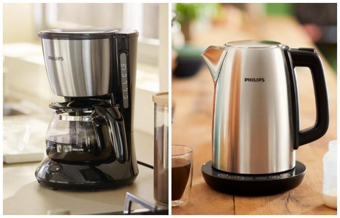У чайника и кофеварки разные принципы очистки