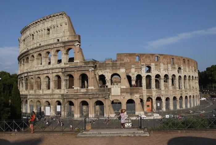 Древним римлянам удалось изобрести бетон такой же прочности, как и современный / Фото: wikikids101.files.wordpress.com