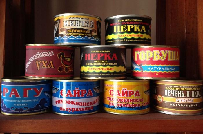 Закрытые консервы с целостной упаковкой простоят от двух до пяти лет / Фото: sostav.ru