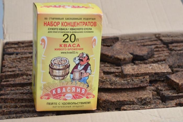 Благодаря  сухому квасу можно приготовить готовый напиток за день-два / Фото: i.ytimg.com