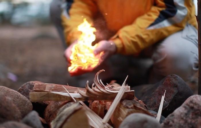 В состав прокладок входят горючие вещества / Фото: staroe-ognivo.ru