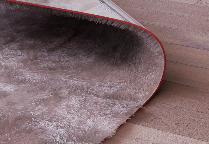 Ковер может заворачиваться по ряду причин / Фото: architizer-prod.imgix.net