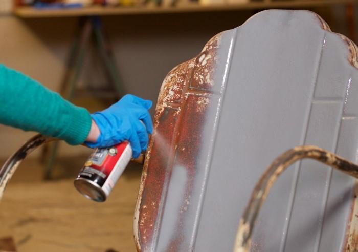 Краска предотвратит распространение ржавчины / Фото: kraski-net.ru