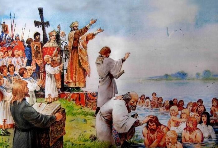 После крещения и принятия христианства, депиляция стала запрещенной / Фото: i.mycdn.me