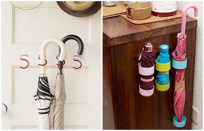 Крючки могут быть разными по форме, дизайну, размеру, чтобы подобрать идеальный вариант для дома