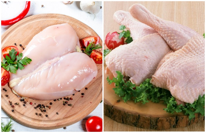 Диетическое мясо курицы понравится всем