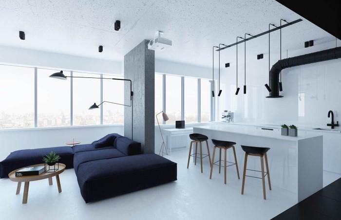 Не стоит недооценивать важность шкафов, иначе потом будет некуда сложить вещи  / Фото: art-assorty.ru