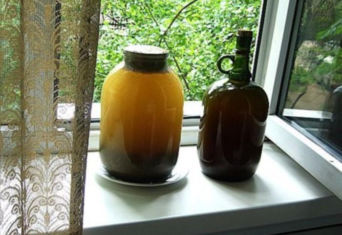 Лучше всего оставлять бутыли на подоконнике с хорошим освещением / Фото: images.saymedia-content.com