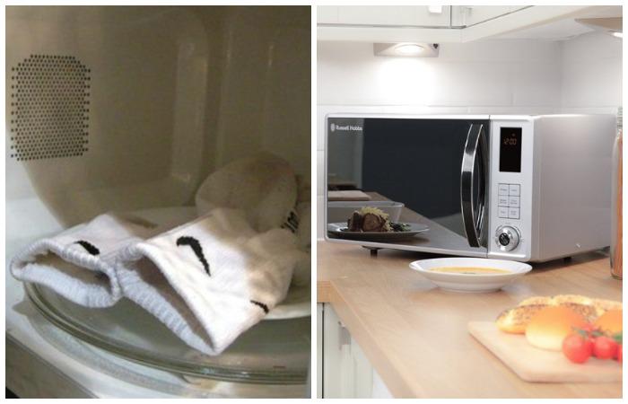 Микроволновка - незаменимая помощница на кухне