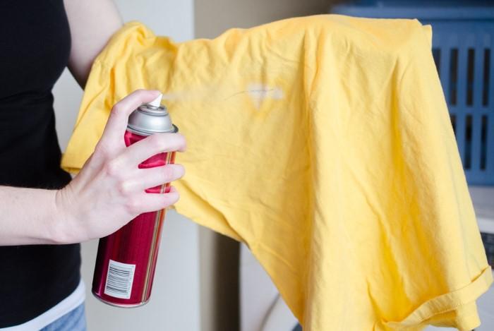 Современные лаки не содержат спирта, поэтому ничего не выйдет / Фото: mtdata.ru