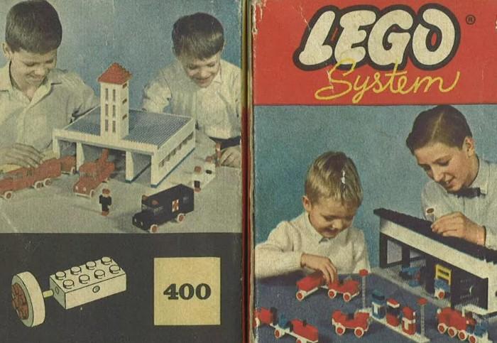 Из деревянных игрушек LEGO превратился в пластиковый конструктор / Фото: cnet3.cbsistatic.com