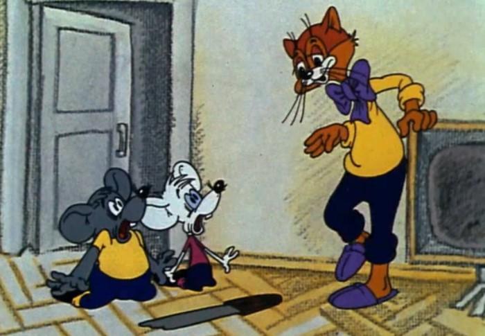 Цикл про доброго и интеллигентного кота Леопольда выходил в 1975-1987 годах / Фото: pbs.twimg.com