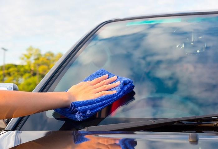 Поездка с чистым лобовым стеклом - одно удовольствие / Фото: hello-moto.com