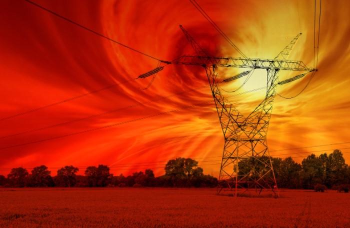 Из-за вспышек на Солнце произошла повышенная активность геомагнитного поля и за день буря достигла Земли / Фото: img.gazeta.ru