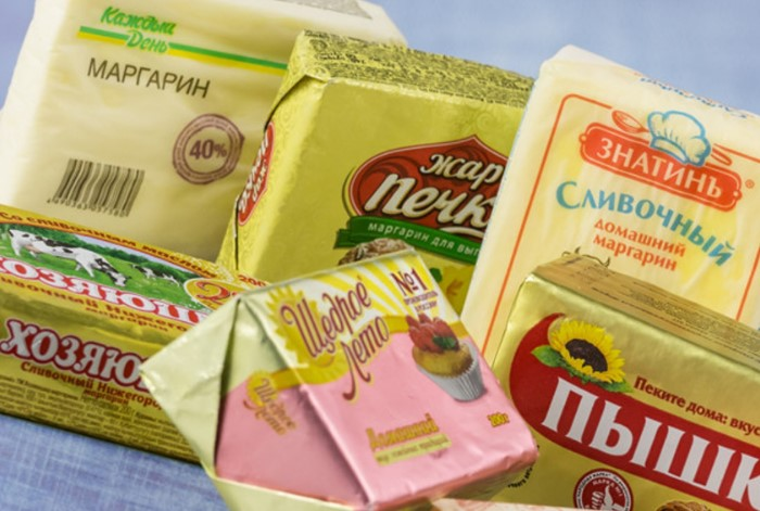 Замените маргарин на сливочное или оливковое масло / Фото: static.wixstatic.com