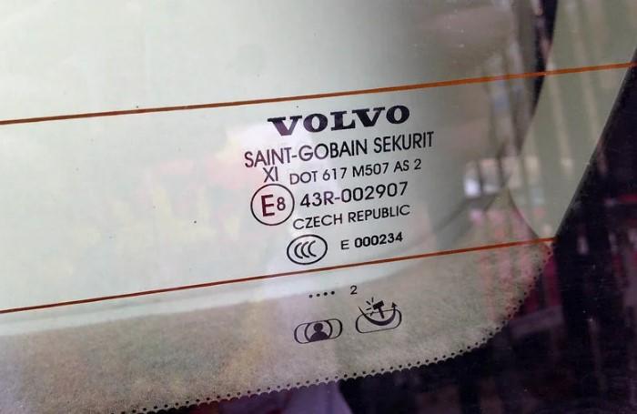Маркировка на всех стеклах должна быть одинаковой / Фото: zr.ru
