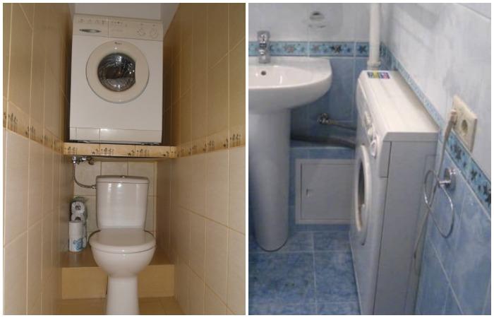 Маленькая квартира - не повод отказываться от необходимой бытовой техники