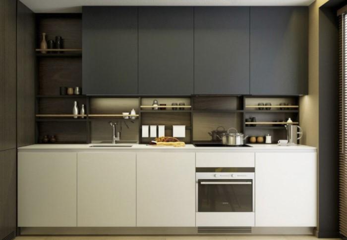 Вы сможете подобрать гарнитур природной фактуры и оттенка, который создаст дома теплую атмосферу / Фото: f.ua