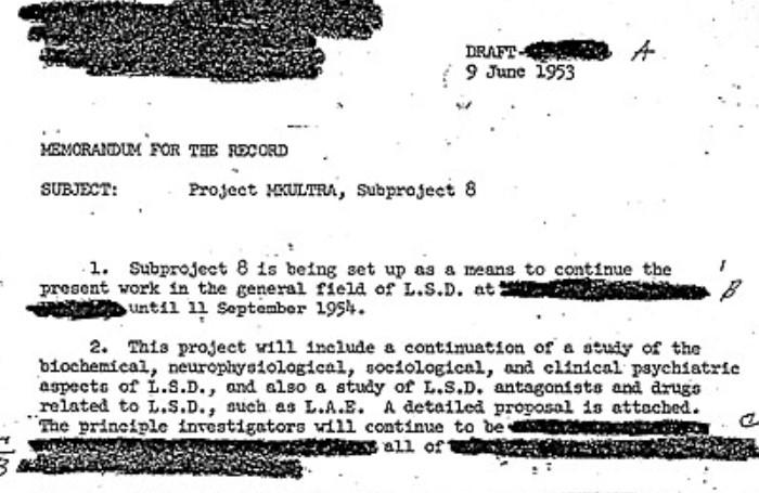 Официально эксперимент длился с 1953 года до конца 60-х, однако в 70-х раскрылись тайные подробности опытов / Фото: upload.wikimedia.org