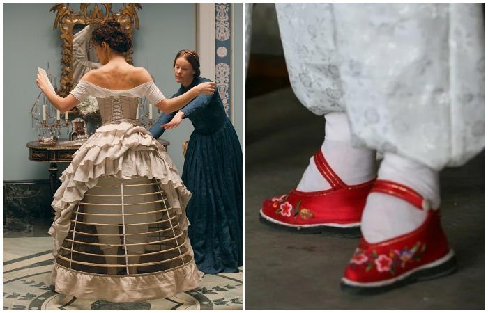 Во все времена женщины и мужчины стремились выглядеть модно и красиво