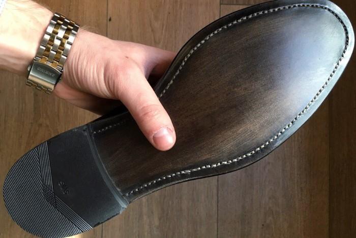 От качества набоек зависит устойчивость обуви / Фото: феникс-услуги.рф