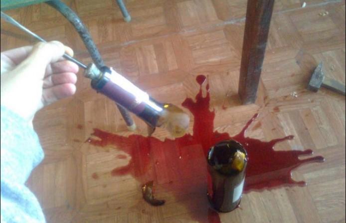Будьте аккуратны / Фото: alcoholclub.ru