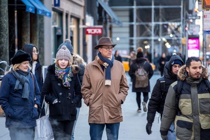 Один ньюйоркец ежегодно тратит около 50 тысяч долларов год на оплату жилья, коммунальные услуги, транспорт, медицину, питание, налоги / Фото: gavailer.ru