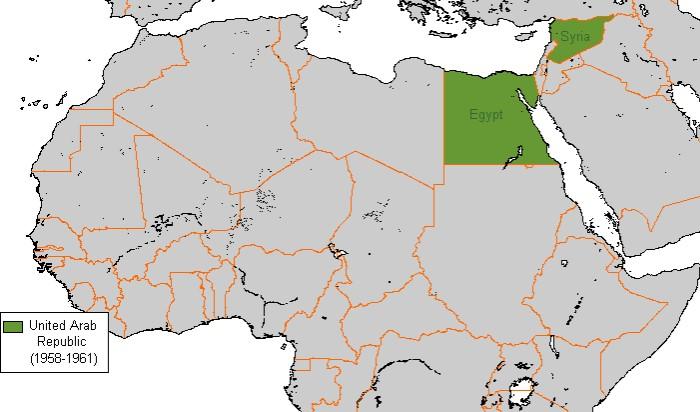 Страна в ближневосточном регионе, одновременно расположенная и в Передней Азии, и в Северной Африке / Фото: 1.bp.blogspot.com
