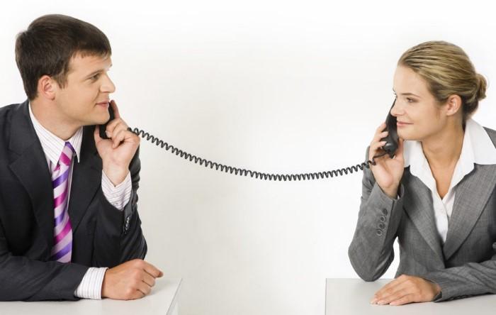 Вежливость - залог успешной коммуникации / Фото: knopki-bablo.net