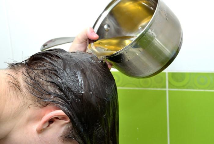 Вода с  высоким содержанием крахмала полезна для волос и кожи / Фото: netvolosam.com