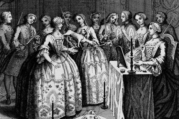 В 1740 году баварский герцог Клеменc Август основал тайное общество, именуемое «Орденом Мопса» / Фото: pulcherrimus.com.ua