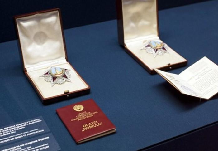 По оценке американцев, себестоимость одного ордена в 1945 году могла быть около 18 тыс. долларов / Фото: n1s2.hsmedia.ru