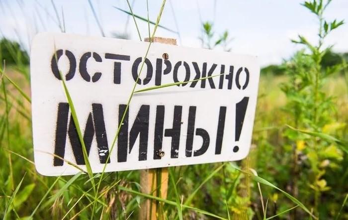 Если наступить на мину в фильме, от нее сразу же последует звуковой сигнал, свидетельствующий о грядущем взрыве / Фото: moe-online.ru