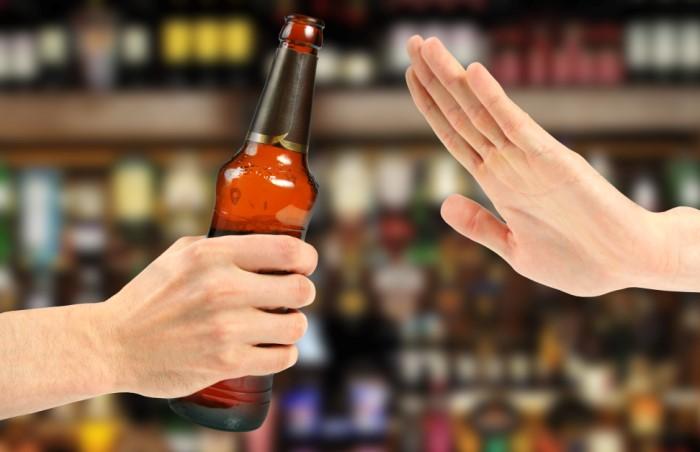 Откажитесь от алкоголя, чтобы стабилизировать гормональный фон  / Фото: news.myseldon.com