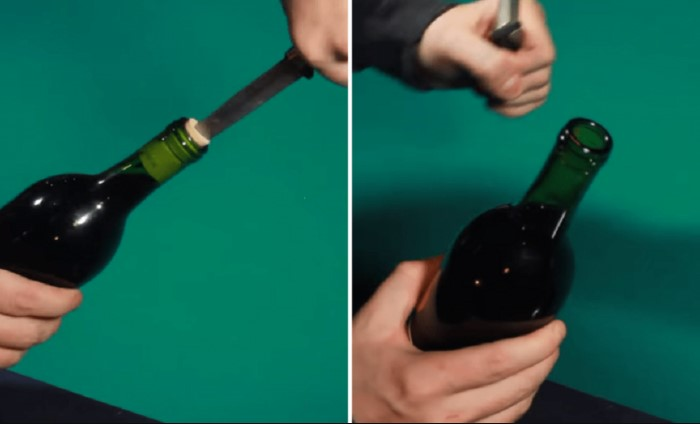 Нож всегда под рукой / Фото: retete-usoare.info