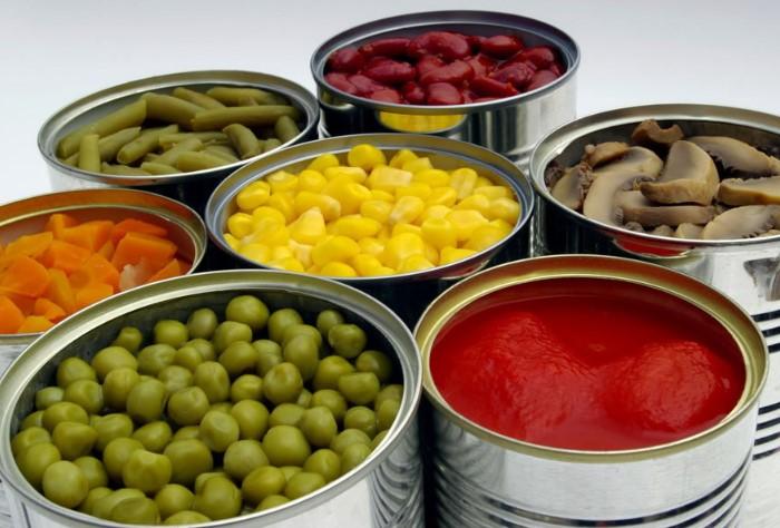 Срок годности овощных консервов больше, чем мясных и рыбных / Фото:cstor.nn2.ru