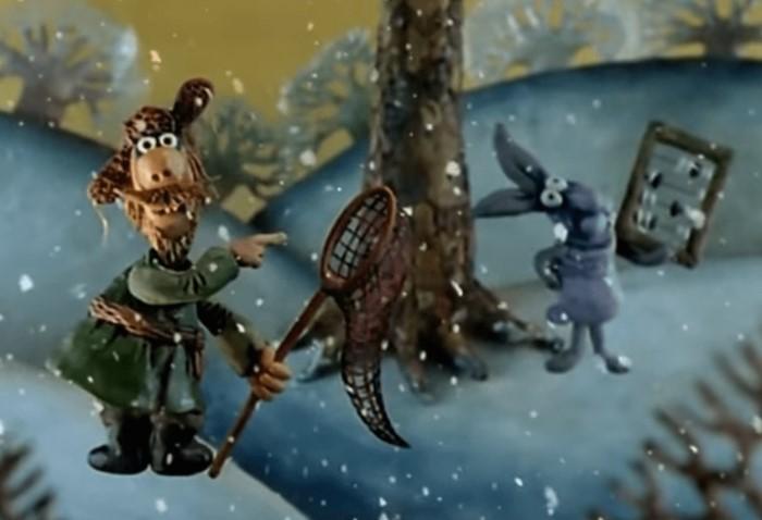 Изначально произведение планировали назвать «Елки-палки, лес густой», а главная роль отводилась дворнику из «Пластилиновой вороны» / Фото: culture.ru