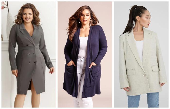 Пиджак - мастхэв в гардеробе любой модницы