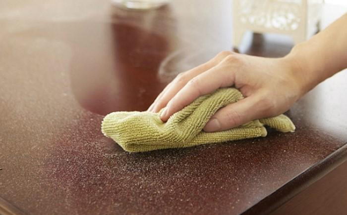 Бороться с пылью - не так просто, как хотелось бы