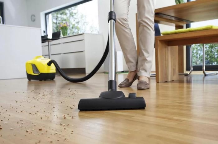 Вы можете одновременно пылесосить и наполнять дом любимым ароматом / Фото: stroy-podskazka.ru