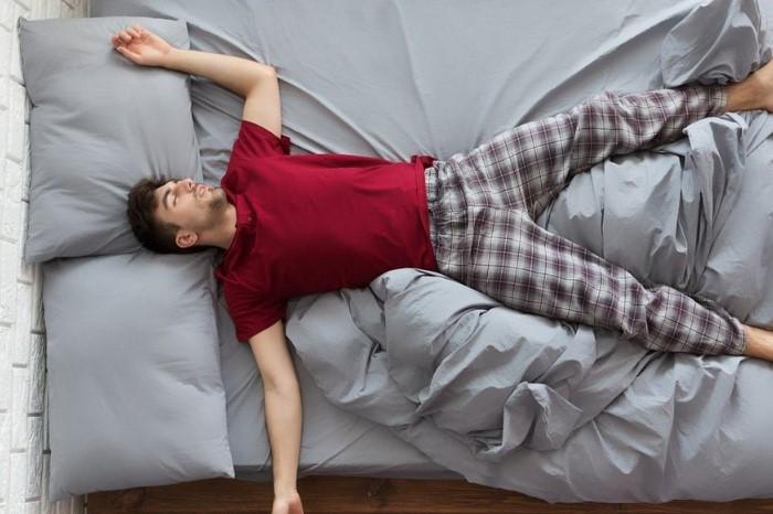 Пижама располагает ко сну, а не к работе / Фото: bi.im-g.pl