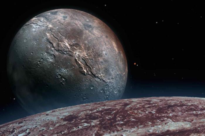 Плутон не лишили определения планеты, просто убрали из «главной лиги» / Фото: universetoday.com