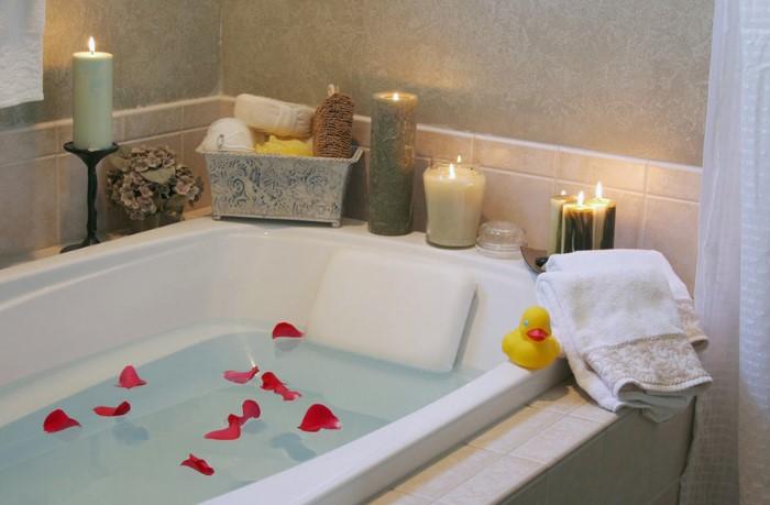 Расслабляющая ванна с горчицей - удачное окончание вечера/ Фото: ona-znaet.ru