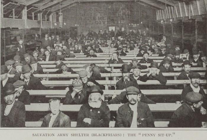 Веревочные кровати и гроб за пару пенсов, или Где ночевали бездомные в период Викторианской Англии