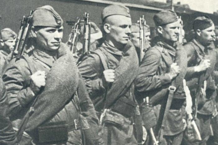 Во время Великой Отечественной войны под призыв подпадали далеко не все военнообязанные мужчины
