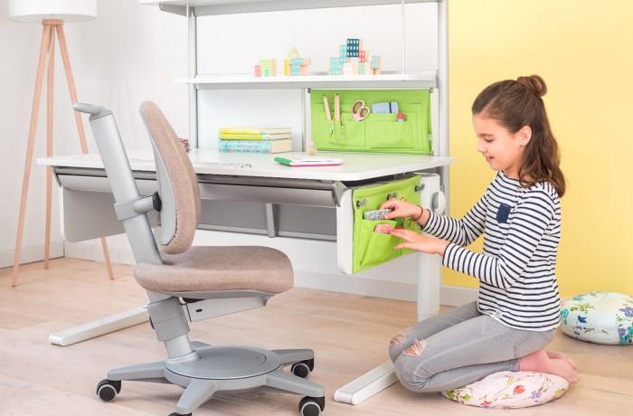 Дети растут очень быстро, поэтому им нужна мебель-трансформер / Фото: moll-ukraine.com.ua
