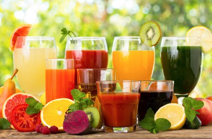 В соках содержится более 15 минералов и 14 витаминов, регулярное употребление которых полезно для организма / Фото: hyser.com.ua