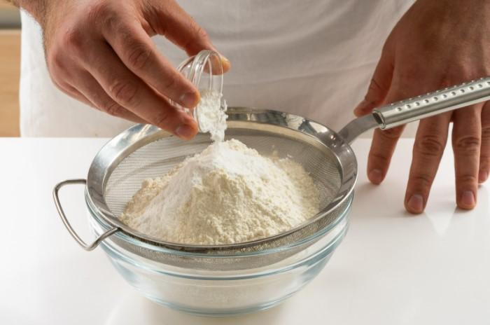Чтобы приготовить выпечку нужен хороший разрыхлитель, или пекарский порошок